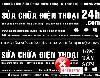 Sửa chữa điện thoại 24h: Cảnh báo Giả mạo thương hiệu, lừa đảo